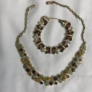 CORO signed Vintage Jewelry